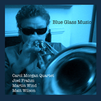 Album Blue Glass Music by Carol Morgan