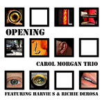 Album Opening by Carol Morgan