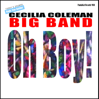 "Read ""Cecilia Coleman Big Band / Phil Norman Tentet / UNT One O'Clock Lab Band"""