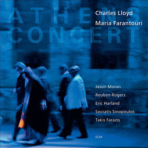 "Read ""Athens Concert"" reviewed by Ian Patterson"
