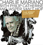 Album The Great Concert by Charlie Mariano