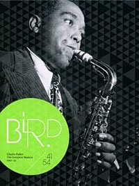 "Read ""Charlie Parker: The Complete Masters 1941-54"" reviewed by Chris May"