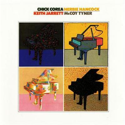 Album Chick Corea, Herbie Hancock, Keith Jarrett, McCoy Tyner by Keith Jarrett