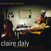 Album Heaven Help Us All by Claire Daly