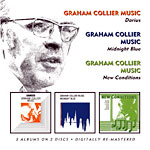 Graham Collier: Graham Collier: Darius / Midnight Blue / New Conditions