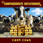Album Cash Cows by Compassionate Dictatorship