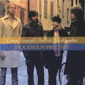 Connie Evingson & The Hot Club of Sweden: Stockholm Sweetnin'