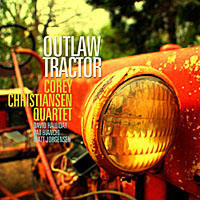 Outlaw Tractor by Corey Christiansen