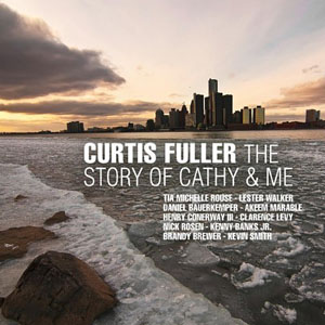 Album The Story Of Cathy & Me by Curtis Fuller