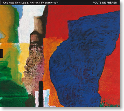 Album Route de Freres by Andrew Cyrille
