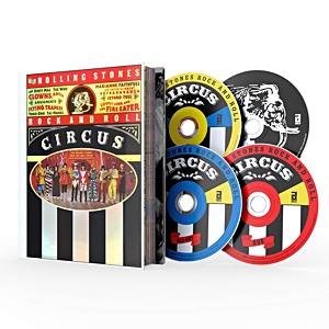 "Read ""The Rolling Stones Rock and Roll Circus - Deluxe Edition"" reviewed by Doug Collette"