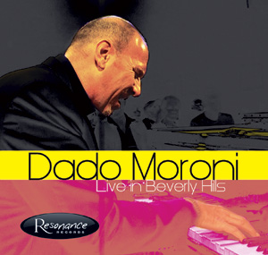 Dado Moroni Live in Beverly Hills