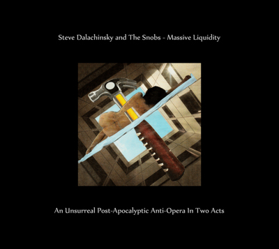 "Read ""Steve Dalachinsky: Weaving Poetry with Jazz"""
