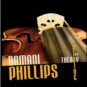 Damani Phillips: Damani Phillips: The String Theory