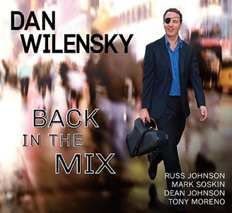 Album Back In The Mix by Dan Wilensky