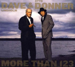 Dave Lindholm / Otto Donner: More Than 123
