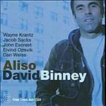 David Binney: Aliso