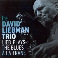 The David Liebman Trio: Lieb Plays The Blues A La Trane