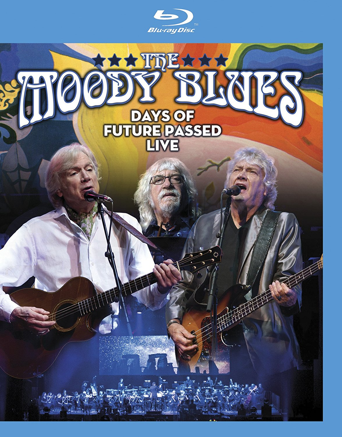 "Read ""The Moody Blues: Days of Future Passed Live"""