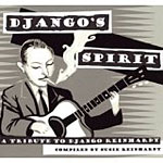 "Read ""Django's Spirit. A Tribute To Django Reinhardt"""