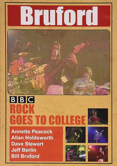 """Read """"Bruford: Rock Goes to College"""" reviewed by John Kelman"""