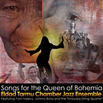 Album Songs for the Queen of Bohemia by Eldad Tarmu
