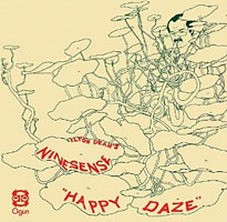 Album Happy Daze + Oh! For The Edge by Elton Dean