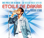 "Read ""Senegal's Etoile de Dakar featuring Youssou N'Dour and south London's Yaaba Funk"" reviewed by Chris May"