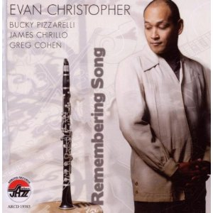 Album The Remembering Song by Evan Christopher