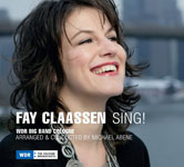 Fay Claassen with WDR Big Band Cologne: Sing!