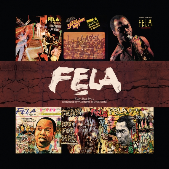 "Read ""Part 20 - ?uestlove Curates Fela Kuti Vinyl Box"" reviewed by"