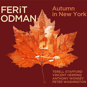 Autumn In New York by Ferit Odman