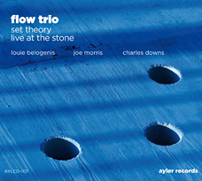 Album Set Theory, Live At The Stone by Flow Trio