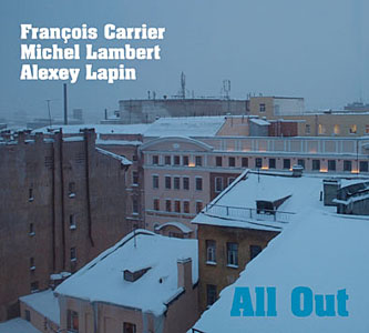 "Read ""Francois Carrier Trio Live in Russia"" reviewed by John Eyles"