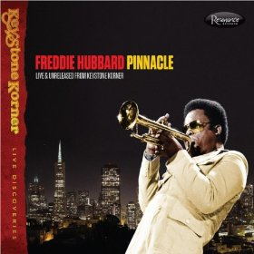 "Read ""Freddie Hubbard: Pinnacle - Live and Unreleased from Keystone Korner"""