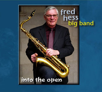 Album Into the Open by Fred Hess