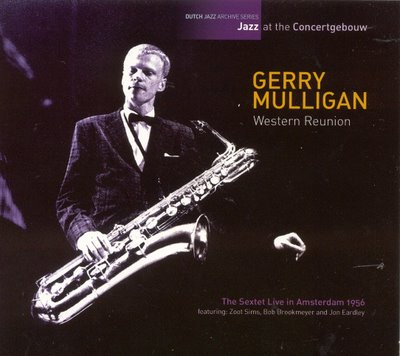"Read ""Gerry Mulligan / J.J. Johnson / Sarah Vaughan /  Misha Mengelberg & Piet Noordijk: Live At Concertgebouw"" reviewed by David Rickert"