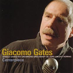 Album Centerpiece by Giacomo Gates