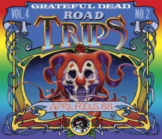 Road Trips Vol. 4 No. 2: April Fools' '88 by Grateful Dead