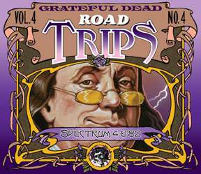 "Read ""Road Trips, Vol. 4 No. 4: Spectrum 4-6-82"" reviewed by Doug Collette"