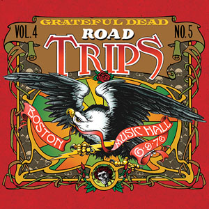 "Read ""Road Trips Vol. 4 No. 5: Boston Music Hall 6/9/76"" reviewed by Doug Collette"