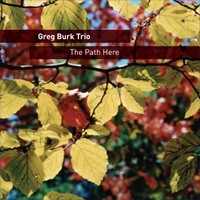Album The Path Here by Greg Burk