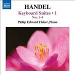 """Read """"Handel: Keyboard Suites 1"""" reviewed by C. Michael Bailey"""