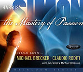 Album The Mastery of Passion by Harris Simon