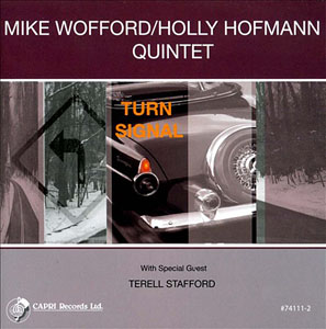 Mike Wofford / Holly Hofmann Quintet: Turn Signal