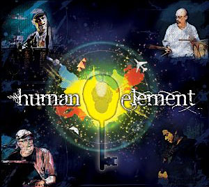 Album Human Element by Scott Kinsey