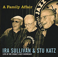 Album A Family Affair by Ira Sullivan