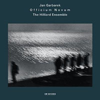 Album Officium Novum by Jan Garbarek