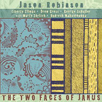 Album The Two Faces of Janus by Jason Robinson