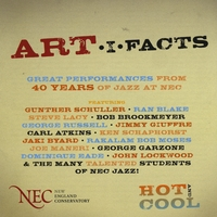 "Read ""ART-i-Facts: Great Performances from 40 Years of Jazz at NEC"" reviewed by Raul d'Gama Rose"